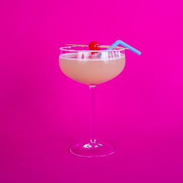 ganz wichtig beim Margarita: der Salzrand