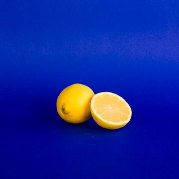 Zitronen dürfen an der Lutz und Moritz Cocktailbar nicht fehlen